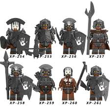 Non-LEGO] The Lord Of The Rings - Quỷ ORC Đồ Chơi Lắp Ráp KT1033 ...