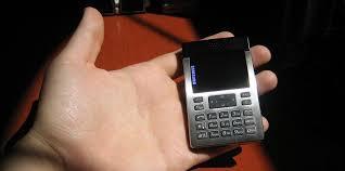 Samsung P300 Slim Credit Card Phone ...