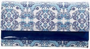 Dancing Days Wallet - Iva White: Amazon.co.uk: Luggage