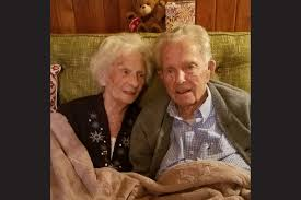 The Mitchells: Tyrrell couple married 80 years - The Coastland Times | The  Coastland Times