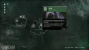Destiny 2, ecco Xûr: dov'è e quali oggetti vende (20-24 ottobre ...