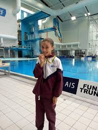 Well done Abigail Harrison for winning... - Diving Queensland   Facebook