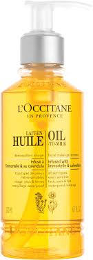 l occitane milk makeup remover