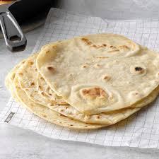 homemade tortillas recipe taste of home