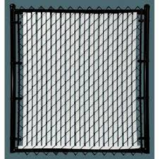 Online White 6ft Tube Slat For Chain Link Fence White