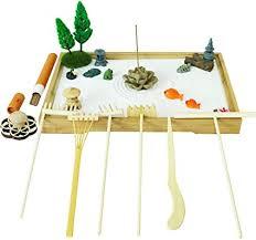 tabletop meditation zen garden