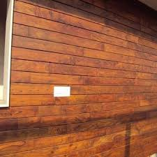 plain exterior wooden wall cladding rs