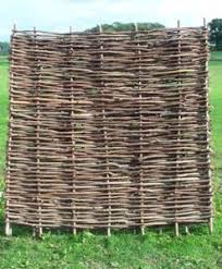 Natural Fencing Willow Growers Hurdle Manufacturers Natural Fencing