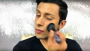 makeup video tutorial red rose