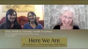Here We Are with guests Elsie Smith and Serenity Forchion Smith - YouTube