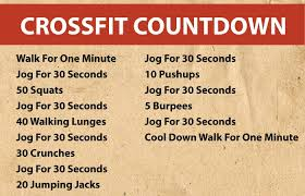 crossfit wod these 20 workouts will
