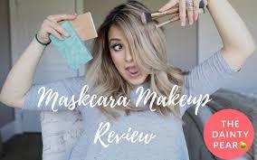 maskcara makeup review busy mom