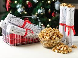 holiday food gift coffee caramel corn