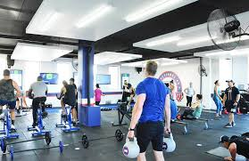 fitness brand f45 makes debut