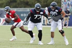 Zach Fulton's training camp pleasing to Texans - HoustonChronicle.com