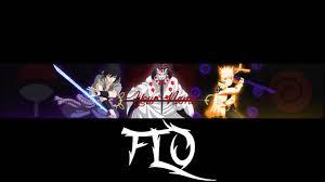 NARUTO SHIPPUDEN V4 - Anime Banner Template #33 - YouTube