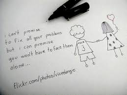 i can t promise to fix all your problems friendship quote