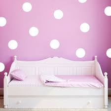 Gold Wall Decal Dots Easy To Peel Easy To Stick Safe On Painted Walls Removable Metallic Vinyl Polka Dot Decor Quote Decals For Walls Quote Stickers For Wall From