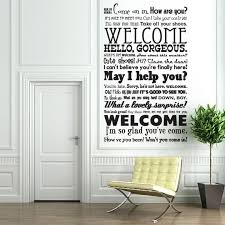 Funny And Creative Quotes Decals For Every Room Decoholic