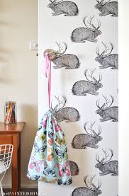 Super Affordable Diy Wall Decals Using Clear Sticker Paper The Painted Hive