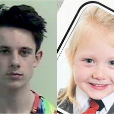 Alesha MacPhail murder: Aaron Campbell given life sentence.