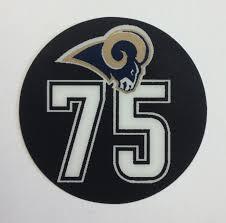 Rams To Honor Deacon Jones With Helmet Decal Profootballtalk