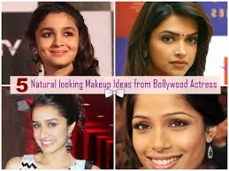 5 natural looking makeup ideas from