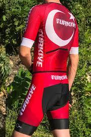 Türkiye Milli Takım Bisiklet Tulumu 2018
