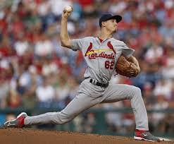 Luke Weaver, Cardinals fall to Phillies, 4-2 - The San Diego Union-Tribune