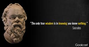 socrates quotes on knowing oneself