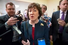 Republican groups pressing Sen. Collins as impeachment trial nears -  Portland Press Herald