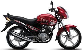 yamaha ybr 110 loan red model