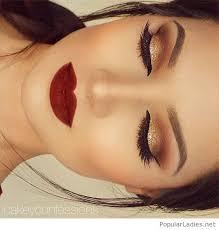6 perfect makeup ideas for black dress