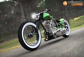 chopper tutorial bobber motorcycles