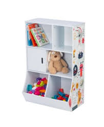 Honey Can Do 6 Cube Kids Storage Cubby Light Blue Reviews Cleaning Organization Home Macy S