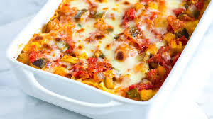 easy vegetable lasagna recipe how to