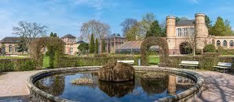 palace germany fountains botanischer garten