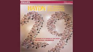 haydn symphony in c h i no 7 le