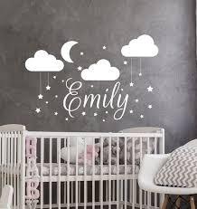 Name Wall Decal Baby Nursery Wall Decal Girl Name For Nursery Etsy In 2020 Nursery Wall Decals Girl Baby Nursery Wall Decals Nursery Vinyl Decals