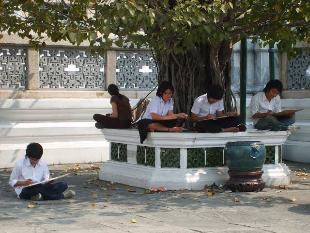 Image result for students thailand""