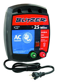 Blitzer Eac25m Bl 1 0 Joule Low Impedance 110 Volt Ac Electric Fence Charger Buy Online In Botswana Blitzer Products In Botswana See Prices Reviews And Free Delivery Over P700 Desertcart