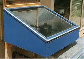 the barbara kerr solar wall oven do it