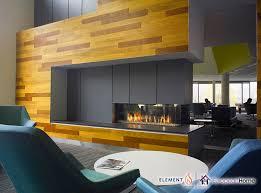 lucius 140 peninsula fireplace design