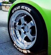 1 Custom Tire Stickers Online With Easy Installation