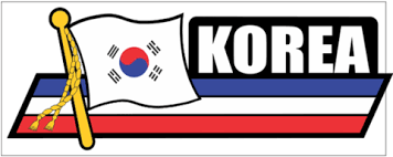 Download Korea Flag Car Sidekick Decal Car Png Image With No Background Pngkey Com