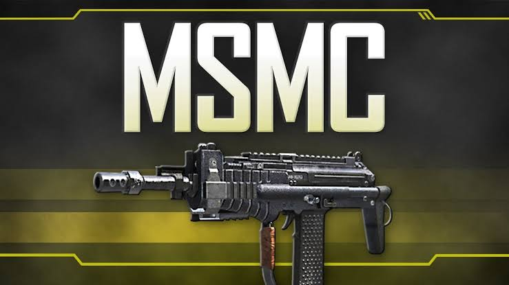 Image result for msmc gun in call of duty