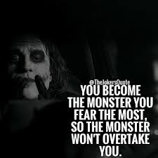 i became my ex best joker quotes villain quote