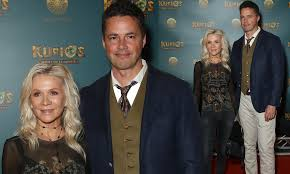 Russell Crowe's ex-wife Danielle Spencer, 50, enjoys a date night with beau Adam  Long   Daily Mail Online