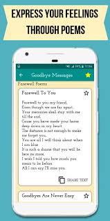 goodbye images quotes farewell messages for android apk