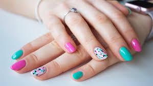ha v nails salon gel manicure near me